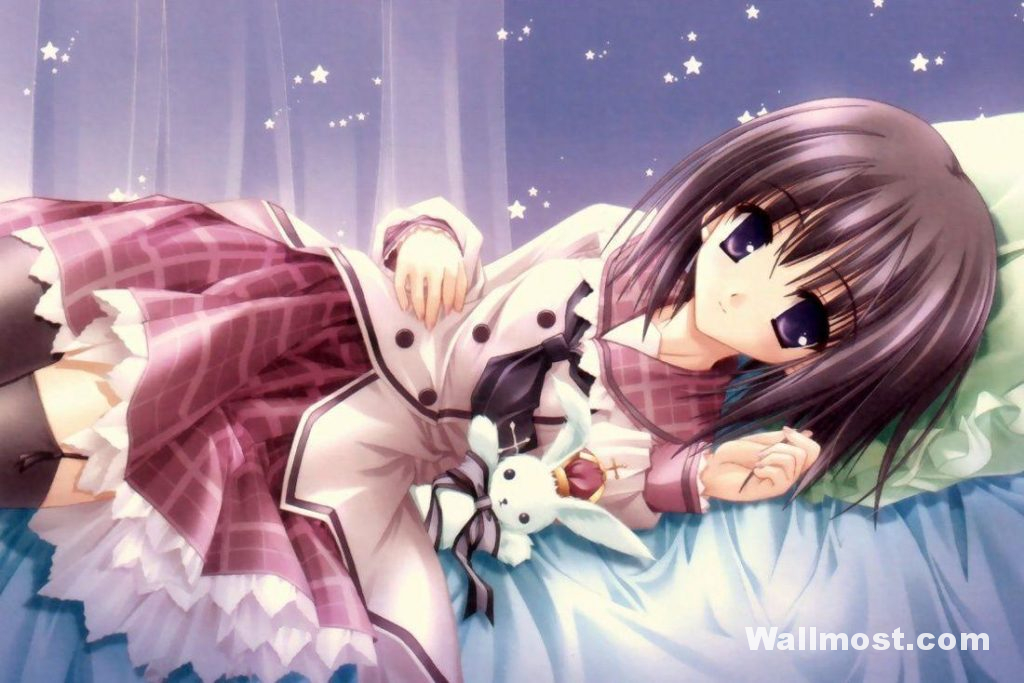 Cute Anime Girls Wallpapers Pictures Images Photos 16
