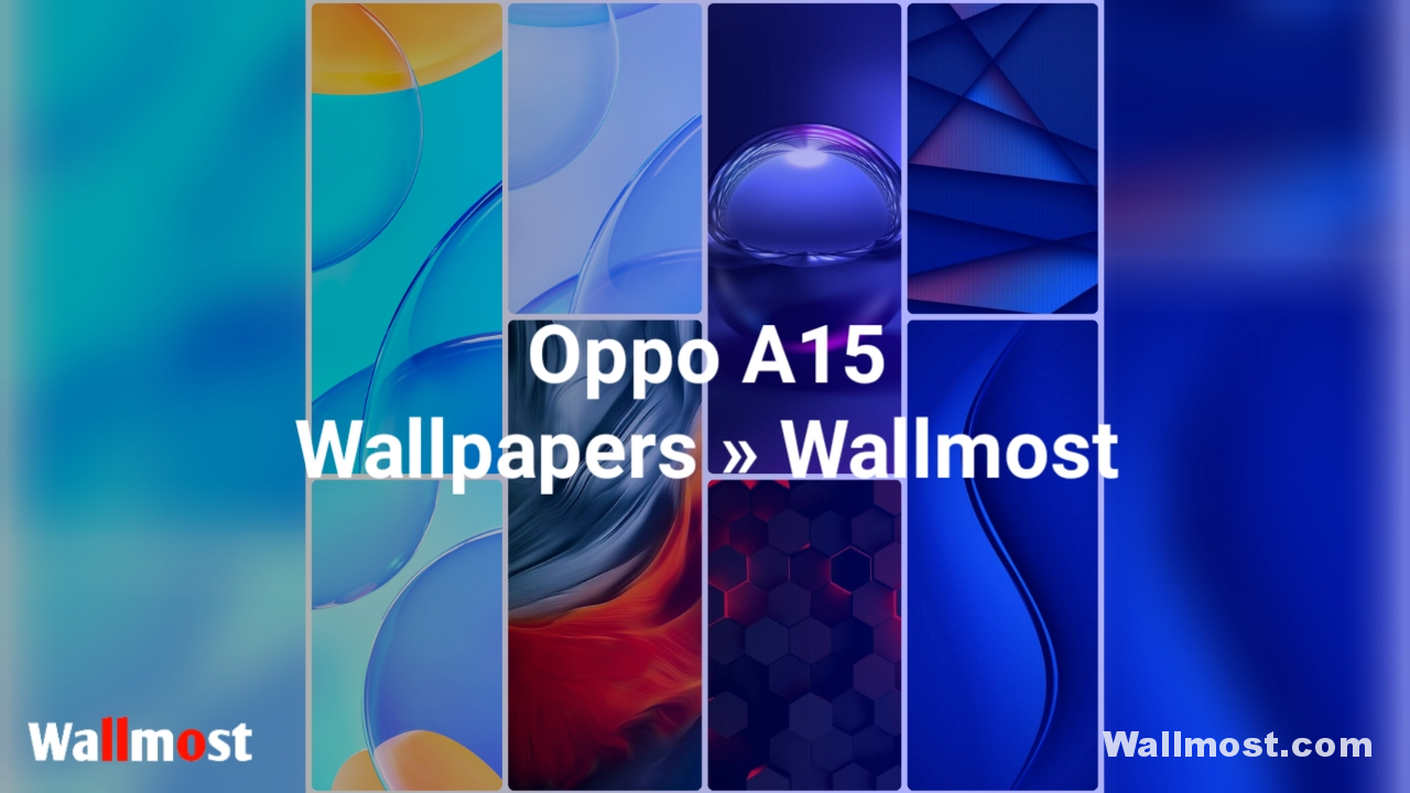 Oppo A15 Wallpapers