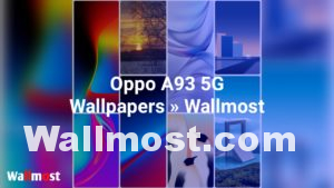 Oppo A93 5G Wallpapers 4K Ultra HD